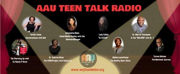 AAU Teen Talk Radio
