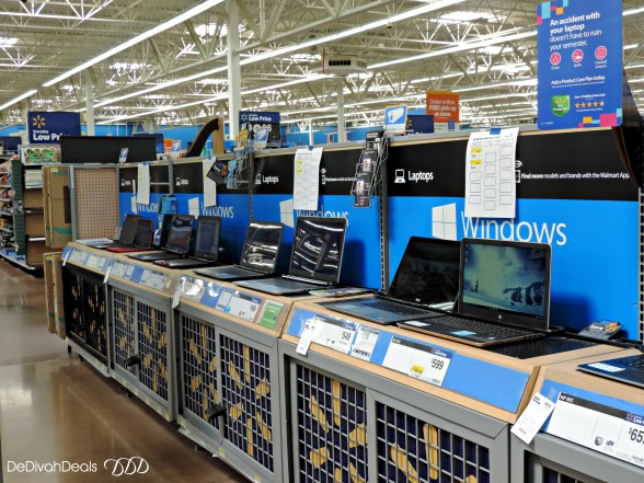 new HP Notebook can be purchased at Walmart