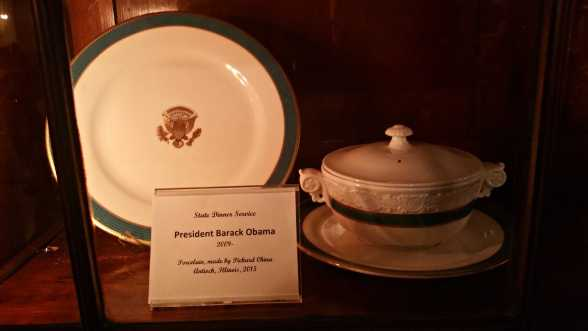 The Obama's State Dinner China