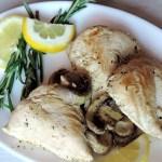 tasty lemon chicken breasts