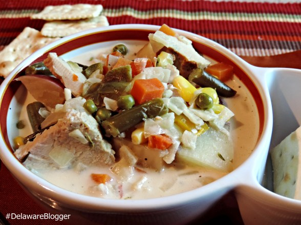 recipe for turkey leftovers