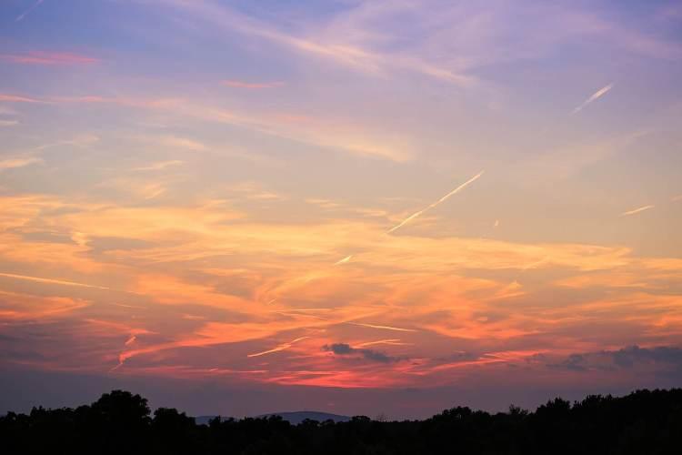 enjoy a beautiful sunset