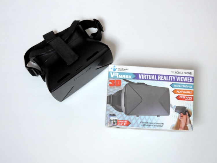 Electronic Necessities VR Mask