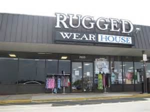 Rugged Wearhouse discount store
