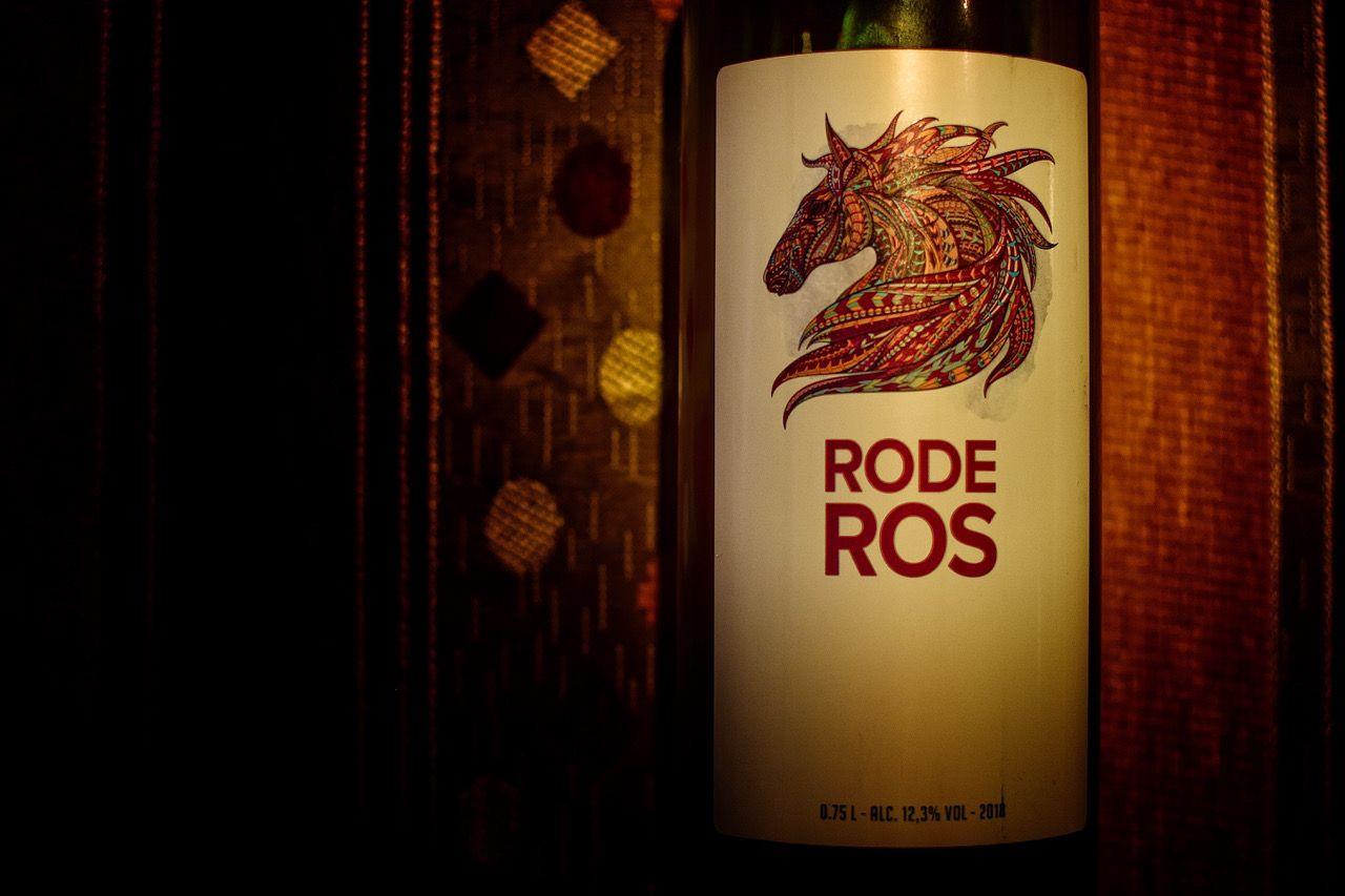 Rode Ros - de wijnmakers 1