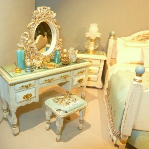 NEW HEXHAM BEDROOM - Dressing table