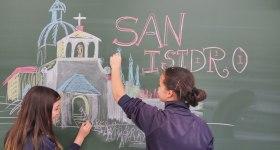 San Isidro pinta en Madrid