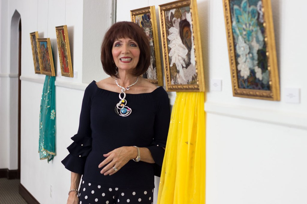Dee Perconti in GilbertChapel Gallery