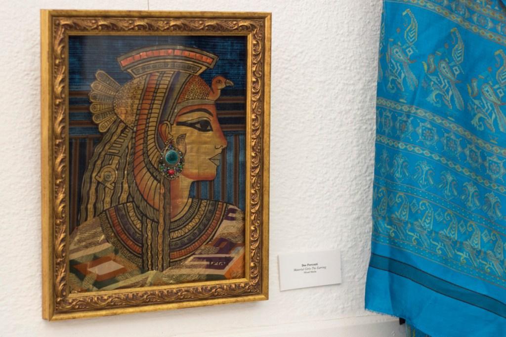Material Girls Art Show