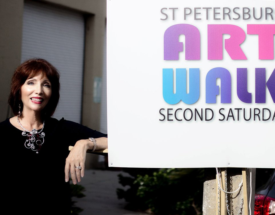St. Pete Art walk