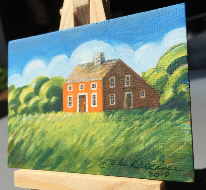 ACEO SALTBOX ZOOM