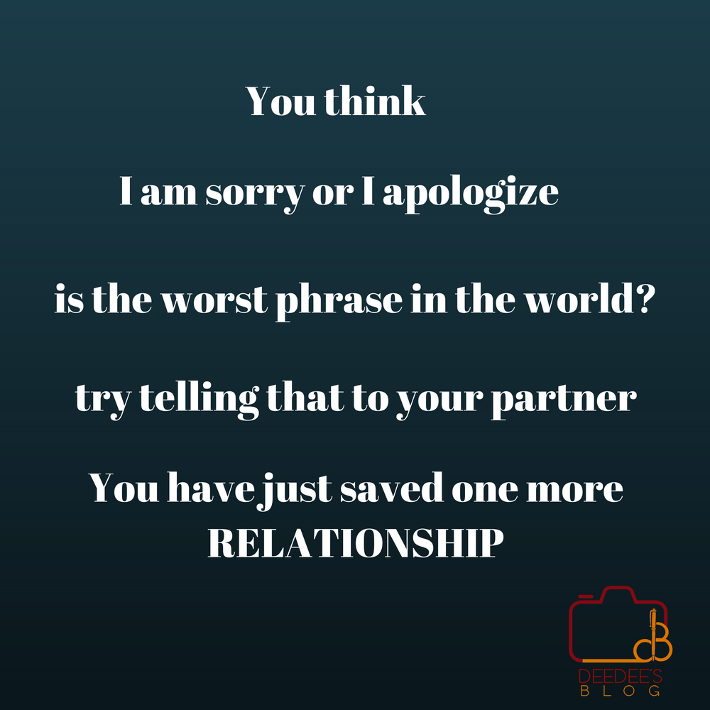 APOLOGY QUOTES AND MESSAGES TO KEEP YOUR RELATIONSHIP ON