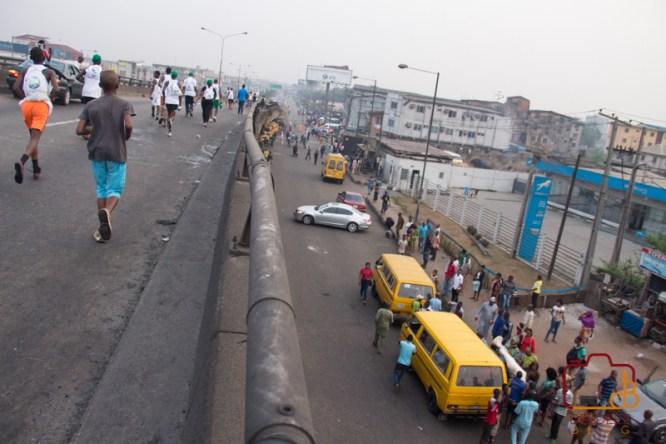 Lagos City Marathon 2017
