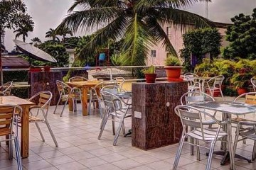 hang out spots in lagos mainland