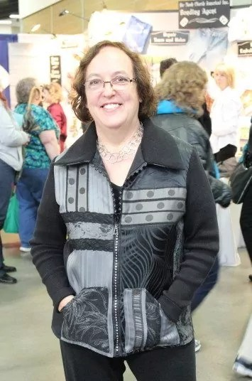 Linda MacPhee Sewing and Stitchery Expo 2013, Puyallup, WA