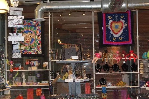 Bead and Fiber Shop and Gallery