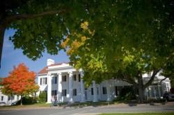 Main House at Marymount University in Arlington, VA