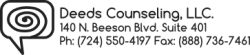 Deeds Counseling LLC. Logo