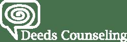 Deeds Counseling LLC. Logo Retina