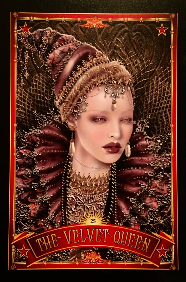 The Velvet Queen - Archangel Oracle - Divine Guidance