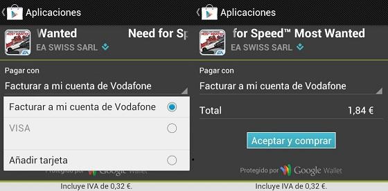 Pagar Whatsapp sin usar la Tarjeta de Crédito. Es posible! (2/2)