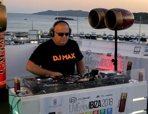 Live from Ibiza