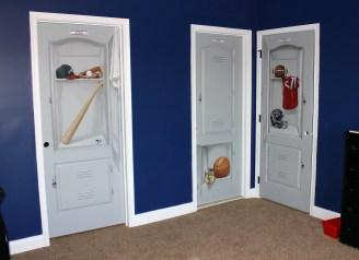"""""""Locker"""" Doors"""