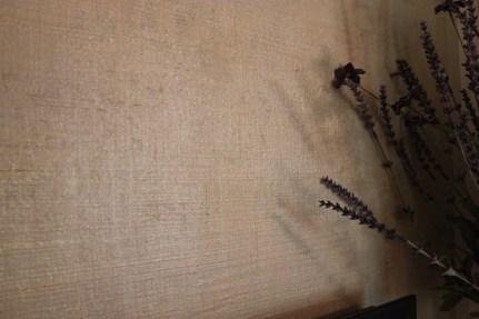 faux textured linen