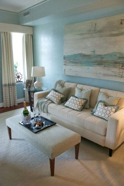 """Serenity in Aqua"" 2011 BSO Decorator Showhouse"