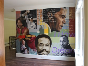 African American Mural
