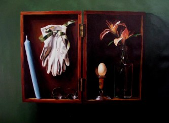 Trompe L'oeil Box; William Cochran Class