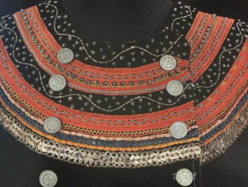 """from the magnificent book """"Dress in Detail"""" - man's wedding vest"""