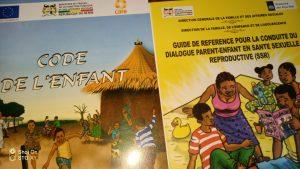 Un guide pour mieux dialoguer avec les enfants sur la sexualité au Bénin.