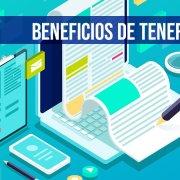 BENEFICIOS DE TENER UN BLOG - IMAGEN DE CATEGORÍA