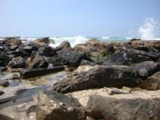 Haifa's beach
