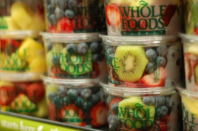 'Refreshing' Whole Foods May Be Amazon's First Strategy