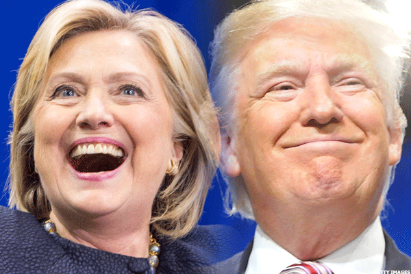 Outside Groups Supporting Clinton Raising Far More Money Than Pro-Trump Organizations