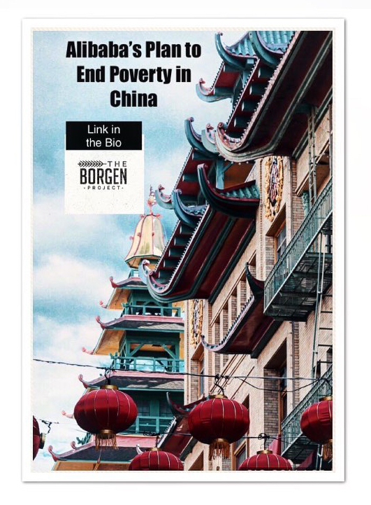 Alibaba's Plan to End Poverty in China