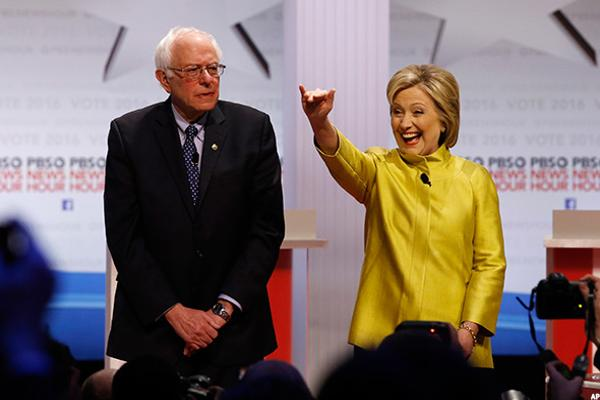 3 Major Challenges for Clinton Campaign and for Bernie Sanders
