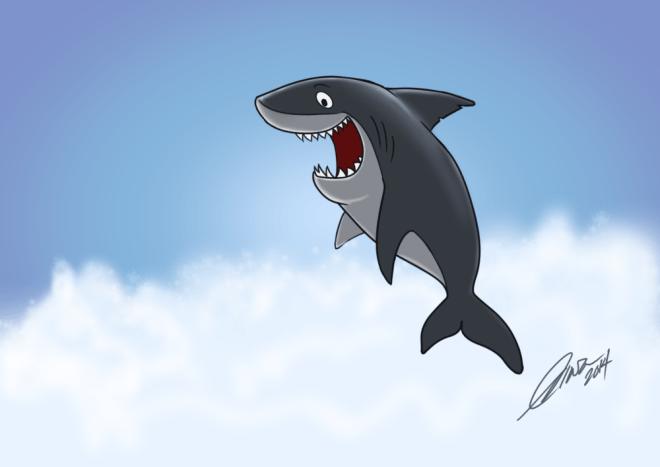Chubby Shark