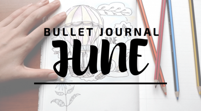Bullet Journal:  Easy Ways to Do Up Your Monthly Bullet Journal Layouts