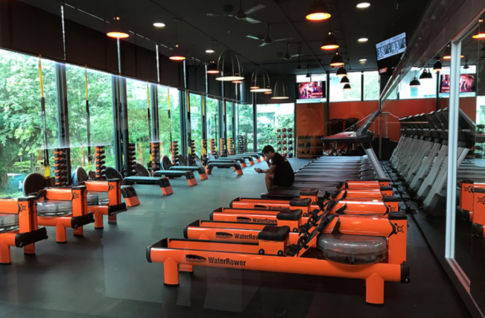 Orangetheory Fitness Review : Heart-rate-monitored Training