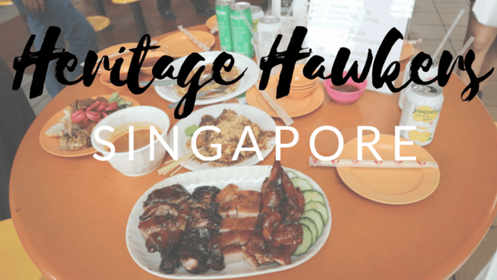 Singapore's Hawker Food Culture
