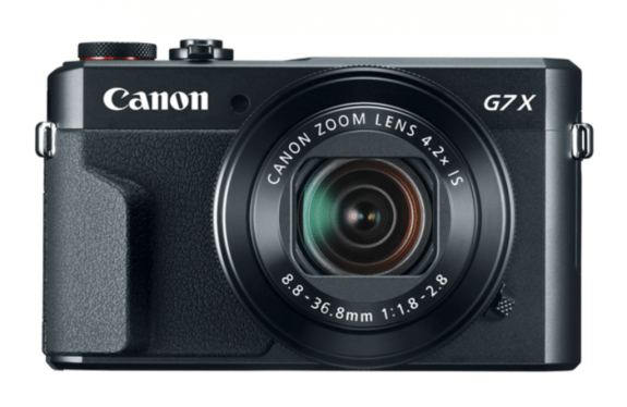 Canon PowerShot G7X Mark II : The Classic Canon Camera