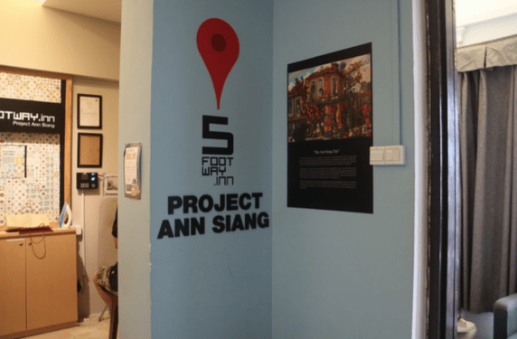 Hostels in Singapore: 5footway.inn Project Ann Siang