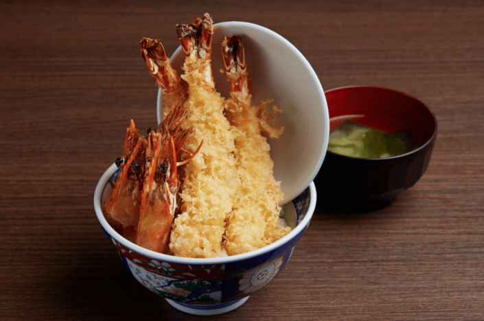 Tempura TenTen: The Tempura King Prawn Tower