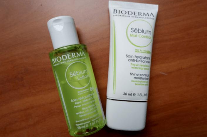 Bioderma's Sebium Range of Oil-fighting Products