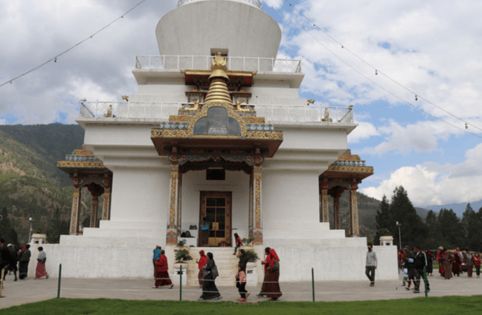 Travel with Me to Bhutan! : Day 1 – Paro + Thimphu