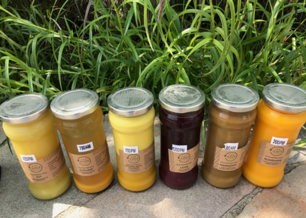 3-Day Juice Cleanse Journey with EGA Juice Clinic