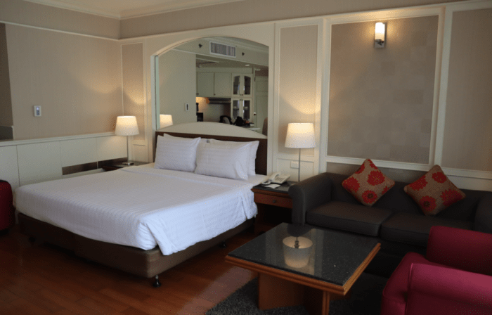 Bangkok, Thailand: Centre Point Hotel Pratunam Review